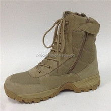 2015 Geniune leather Cheapest WaterProof Genuine Leather Desert Army Combat Boots,Military Desert Boots