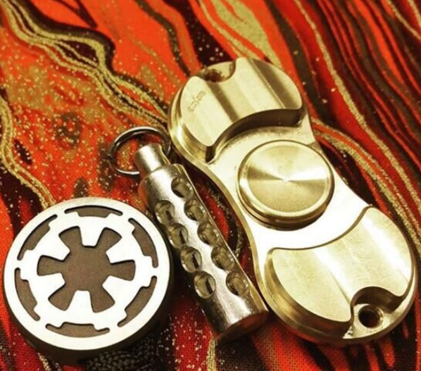 2017 Most Popular Rotating Toys Fingertip Gyro Hand spinner edc metal spinner Relieve Stress Creative