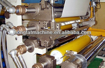 silicone coating machine