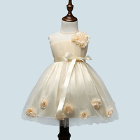 Baby Frock Prom for Girl Beautiful Wedding Dress Girls Frock Suits