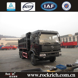 China manufacture competitive price 26 ton capacity tipper truck/ man truck
