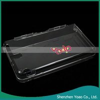 For Nintendo NDSi XL LL Crystal Game Console Case