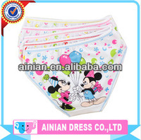 Maufacture Kids Underwear Mickey Girls Panties