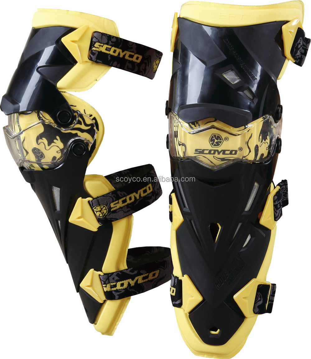 Motocycle Elbow and Knee Protectors