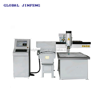 JFWC1512 2018 hot sale high precision small water jet cutting machine good effect