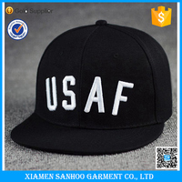 China OEM Snapback Cap High Quality Two Tone Customize Embroidery Logo