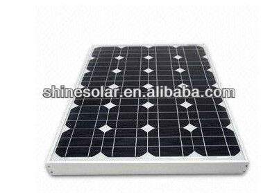 30watt mono solar panel with Taiwan cells,single crystal silicon SN-M030