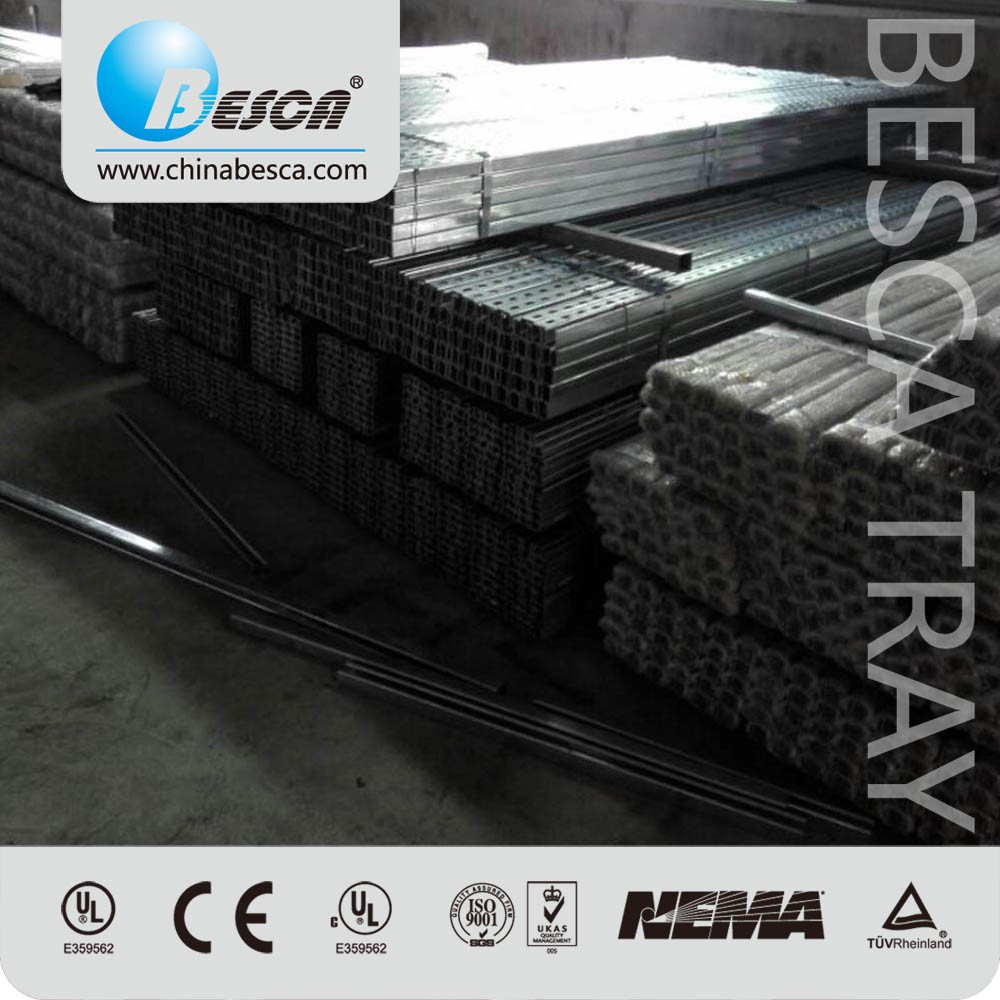 Steel Perforated C Channel Used for Cable Laying