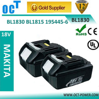 Power tools Makita 18V 3Ah lithium battery for bl1830
