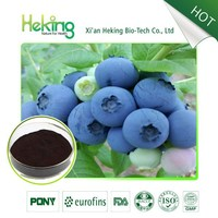 High quality blue berry antioxidants