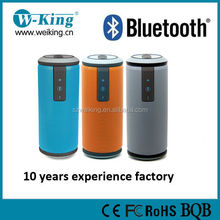 Latest bluetooth 4.0 speaker with 4000mAh battery,MIC,TF,NFC function,IPX4 Waterproof