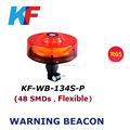 R65 Hot selling car warning light,warning beacon,stroble light,KF-WB-133S-P