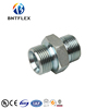 barnett carbon steel hydraulic adapter/ rubber hose fitting