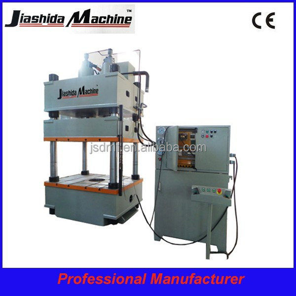 Y32-315T hydraulic compression press for sale, widely used rubber moulding hydraulic press