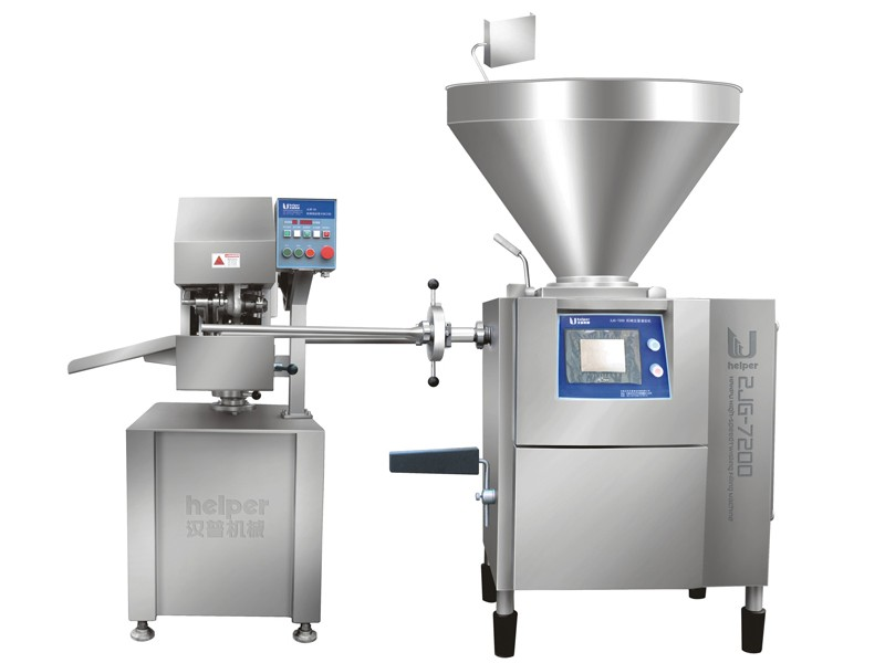 2JG-7200 Helper Mechanical Filling Machine With Clipping Machine.jpg