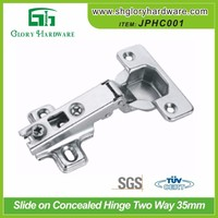 Top grade 60g one way mepla cabinet hinge
