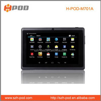 2014 new a13 mid tablet pc android os allwinner a23 dual core 512mb 4gb memory 2500mah battery