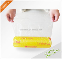 Power Wrap -PVC Heat Shrink Film food wrapping plastic packing pvc cling film