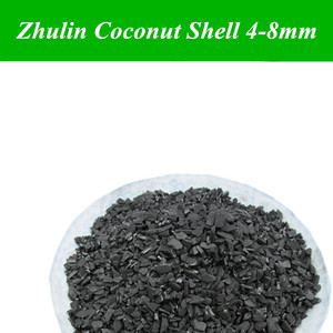 Coconut shell granular activated carbon for sale