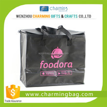 Special Design High Quality Lovely Insulated Non Woven Lunch Bags