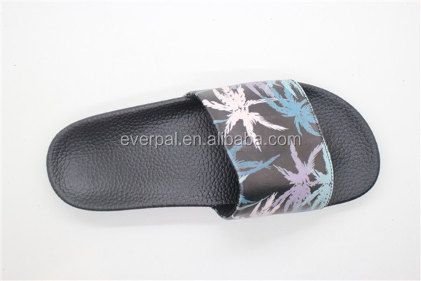 Black Sole Slide Mens EVA Slipper 2017