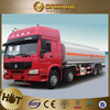 30-50cbm 3 axle truck milk water tank semitrailer / liquid food tanker , truck trailer spare parts