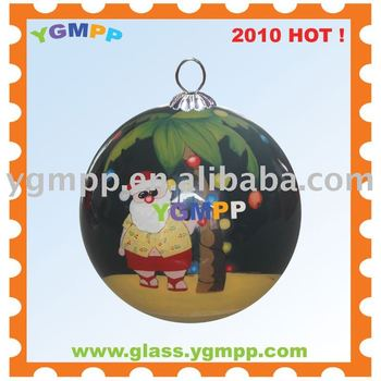 Sell YGM-B36 Inside Hand Painted Santa claus