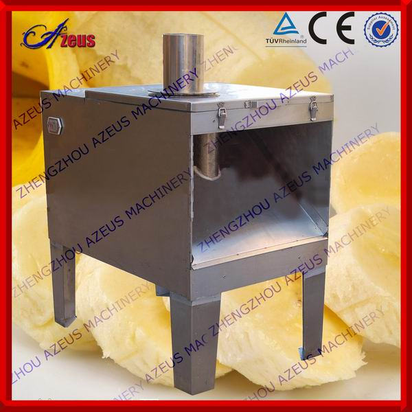 Vegetable Processing Machines Banana Cutting 0086 13592420081