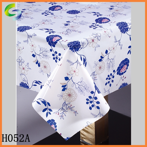 Glitter Transparent PVC Thick Plastic Roll Table Cover