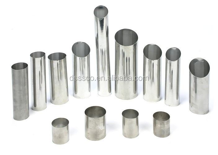 Small diameter thin wall stainless steel welded tubes 304/304L/316L