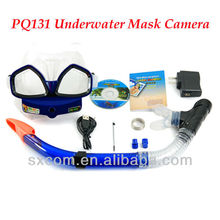 NEW Scuba Dive Diving MASK Nose Purge With Camera