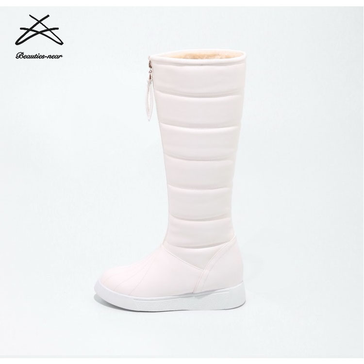 New Arrival Cheap warm snow winter boot for girls and women