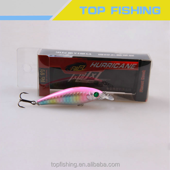New Best Selling Minnow 60m 6g HM02C-P01F <strong>fishing</strong> lures minnow lure