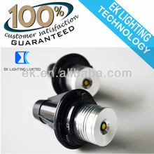 6w cree led angel eyes for E90 E91 E92 E39 E53 E65 E66 E60 E61 E63 E64 E87 X5 X3 X1