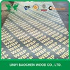18mm laminated plywood fly wood construction