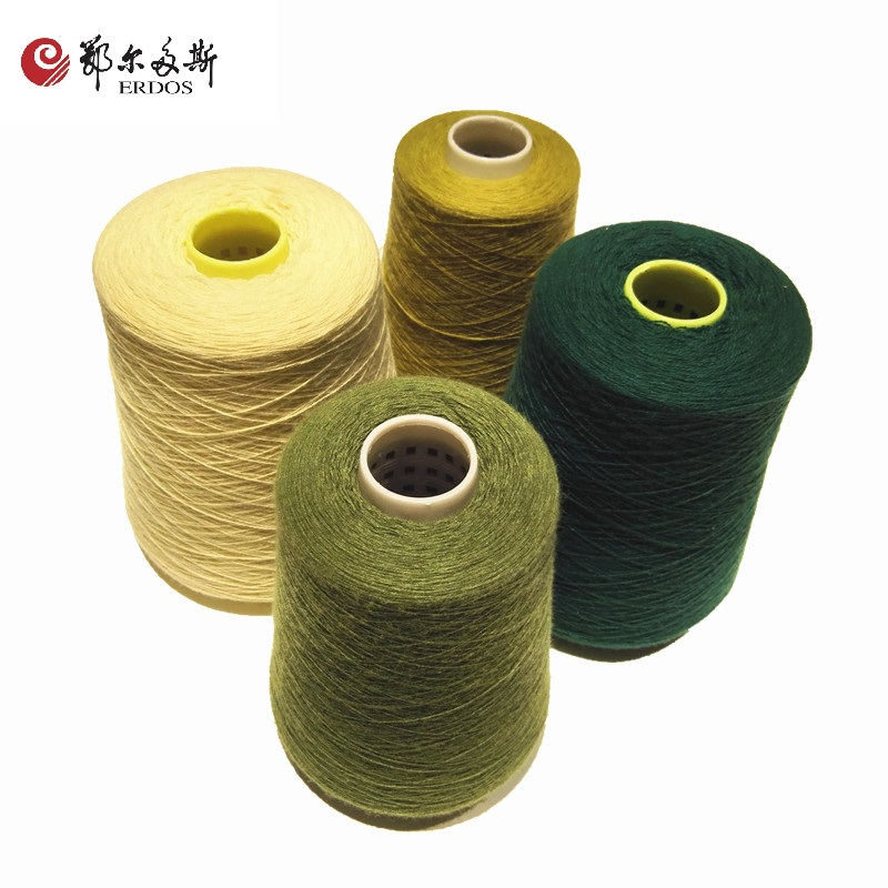 Erdos mongolian cashmere yarn price in China