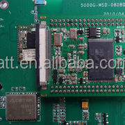 PCB Assembly/Mounting, 0.3mm IC Pitch