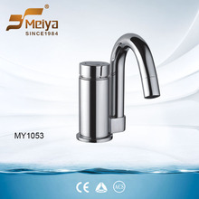 Zhejiang Water Save Luxury Brass Bathtub Self-closing Time Delay Mixer Faucet MY-1053