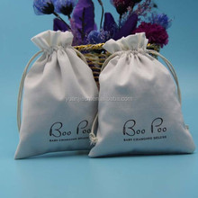 Alibaba Golden Supplier Wholesale Printing Organic Tote Cotton Canvas String Bag