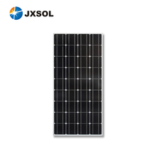 thin film photovoltaic solar panel 100Watt cell monocrystalline for high efficiency low price