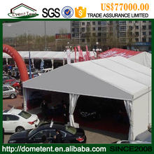 High Quality China Morden Mobile Carport Metal Frame Shade Car Annex Storage Tent