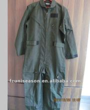 aramid flight suits Fireproof Aramid Overall for Pilot