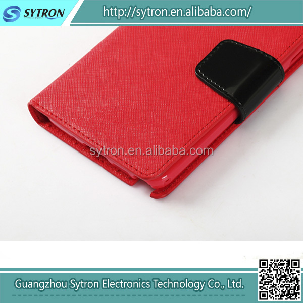 Mobile Phone Accessories For Samsung Galaxy Note 3 Case With ID Credit Card Holder