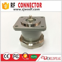 7/16 din clamp male plug rf connector flange Microstrip zhenjiang factory customize