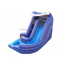giant curvy inflatable water slide for adults and kids for sale