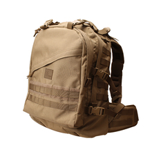 Outdoor waterproof nylon hiking military tactical backpack