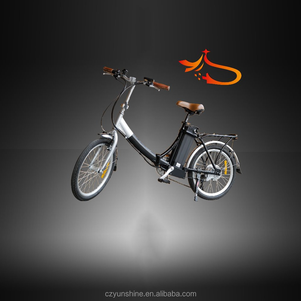 Lithium battery mountain folding bike electric