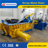 Hydraulic Metal Balers with CE certificate