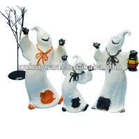 halloween ceramic figurine decoration