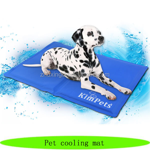 Good quality pet cooling mat, summer sleeping pet mat, dog water mattress
